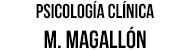 Psicología clínica M. Magallón
